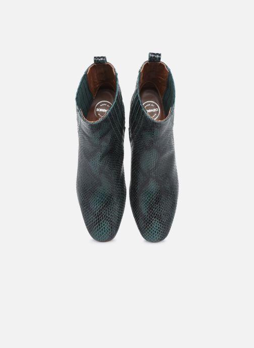 Bottines et boots Made by SARENZA Sartorial Folk Boots #10 Vert vue portées chaussures