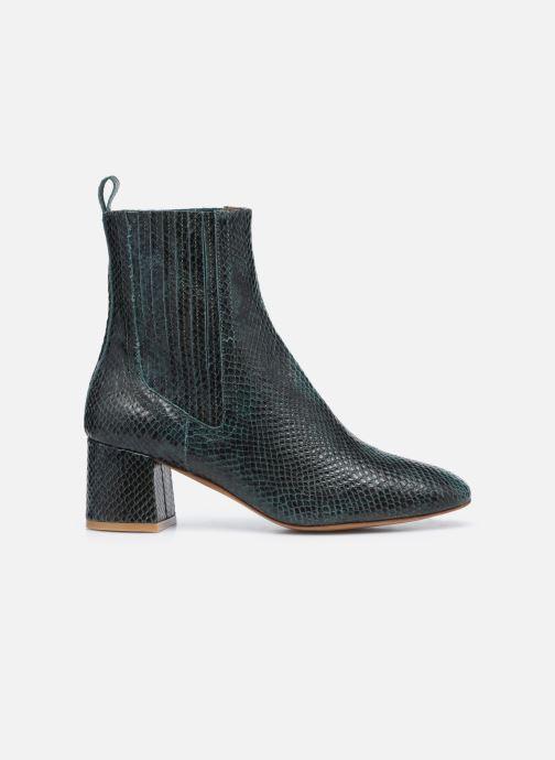 Bottines et boots Made by SARENZA Sartorial Folk Boots #10 Vert vue détail/paire