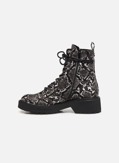 Stiefeletten & Boots Steve Madden TORNADO grau ansicht von vorne