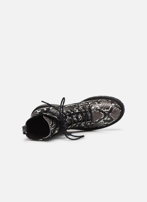Stiefeletten & Boots Steve Madden TORNADO grau ansicht von links