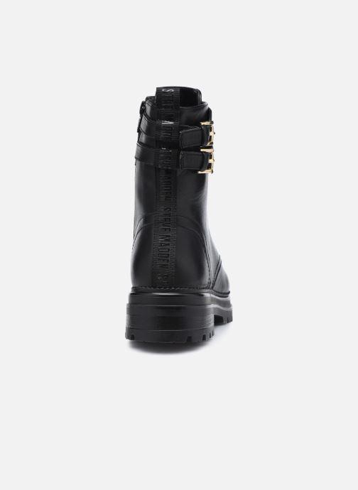 Stiefeletten & Boots Steve Madden IAVA schwarz ansicht von rechts