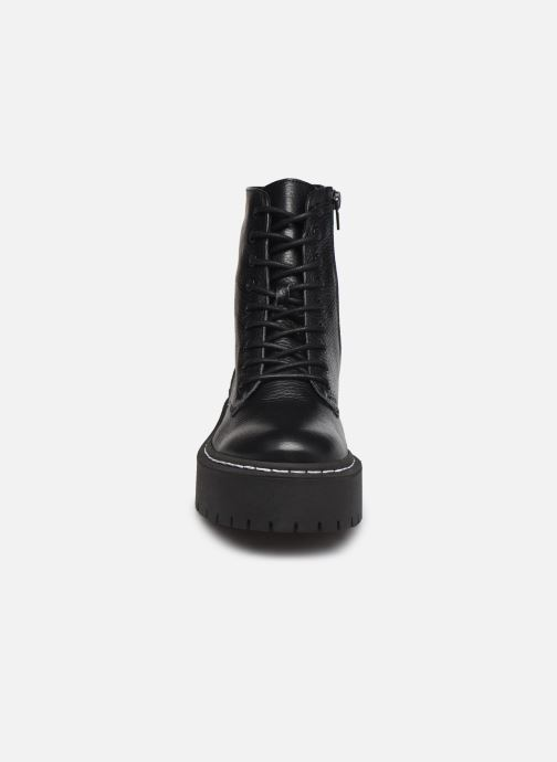 Stiefeletten & Boots Steve Madden SKYLAR schwarz schuhe getragen