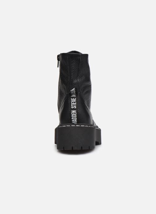 Stiefeletten & Boots Steve Madden SKYLAR schwarz ansicht von rechts