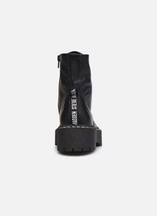 Boots en enkellaarsjes Steve Madden SKYLAR Zwart rechts