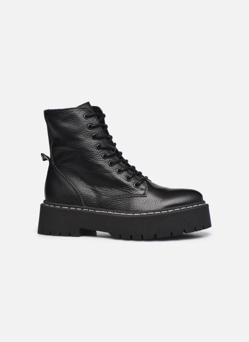 Boots en enkellaarsjes Steve Madden SKYLAR Zwart achterkant