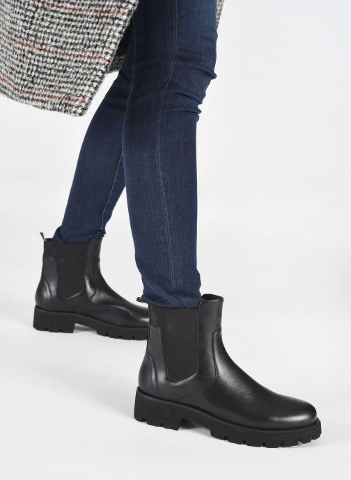 Boots en enkellaarsjes Steve Madden GRACEY Zwart onder