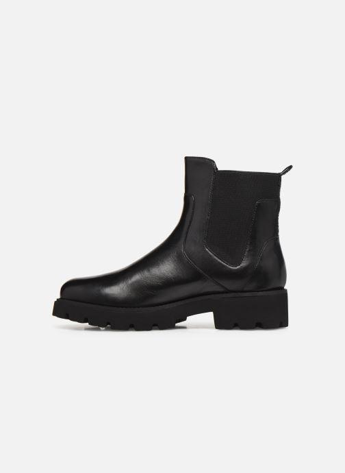 Boots en enkellaarsjes Steve Madden GRACEY Zwart voorkant