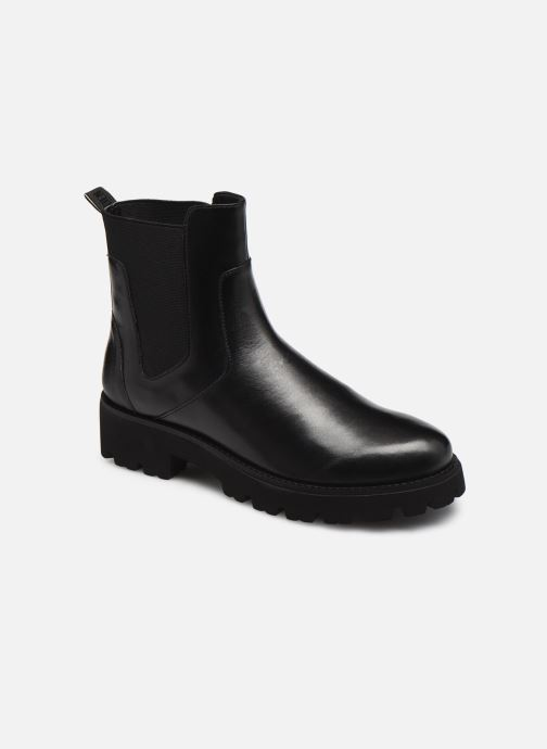 Boots en enkellaarsjes Steve Madden GRACEY Zwart detail