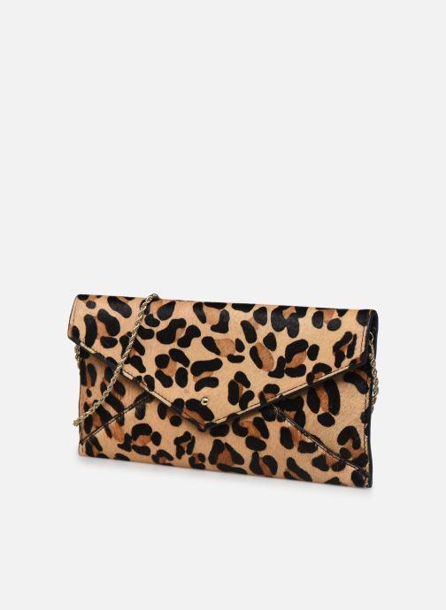 Handtaschen Petite mendigote Cassandra braun schuhe getragen