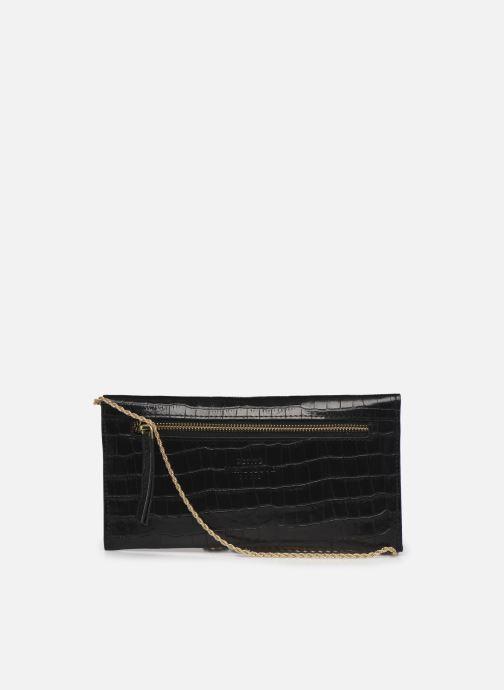 Handtaschen Petite mendigote Cassandra schwarz ansicht von vorne