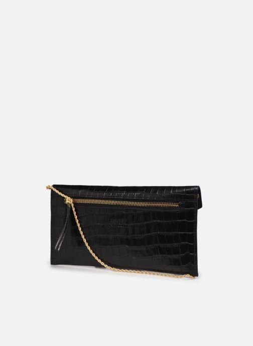Handtaschen Petite mendigote Cassandra schwarz ansicht von rechts