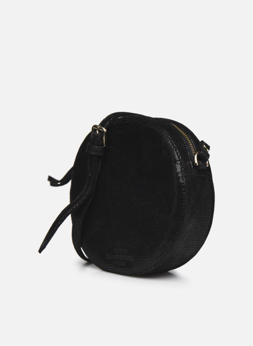 Handtaschen Petite mendigote Ringo schwarz schuhe getragen