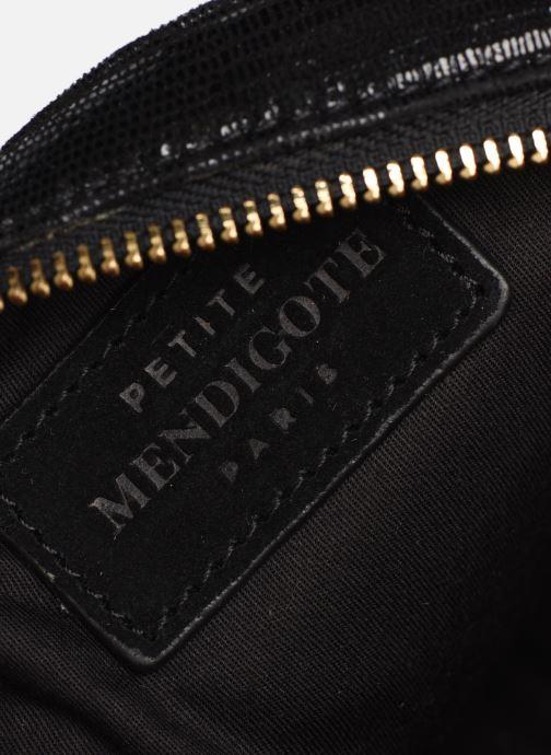 Handtaschen Petite mendigote Ringo schwarz ansicht von hinten