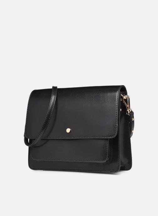 Handtaschen Petite mendigote Charles schwarz schuhe getragen