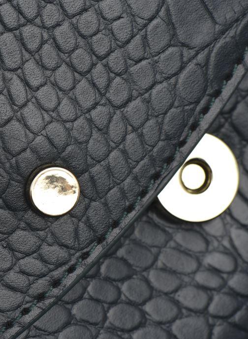 Handtaschen Petite mendigote Ernest grün ansicht von links