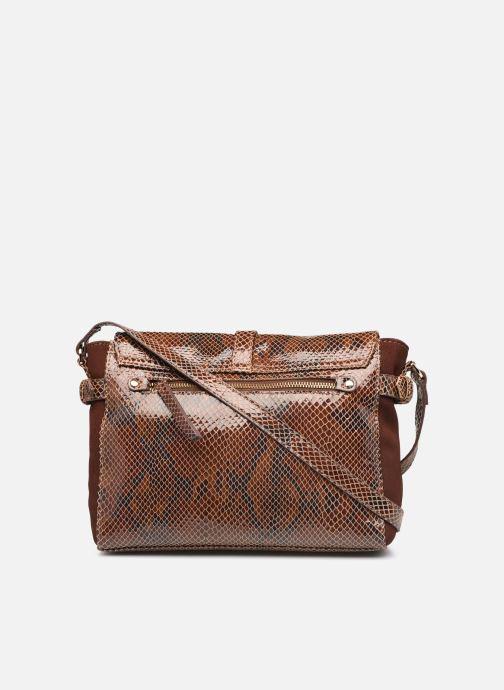 Handtaschen Petite mendigote Wilson braun ansicht von vorne
