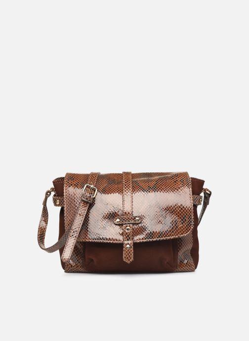 Handtaschen Petite mendigote Wilson braun detaillierte ansicht/modell