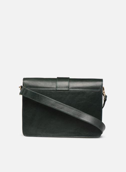 Handtaschen Petite mendigote Walace schwarz ansicht von vorne