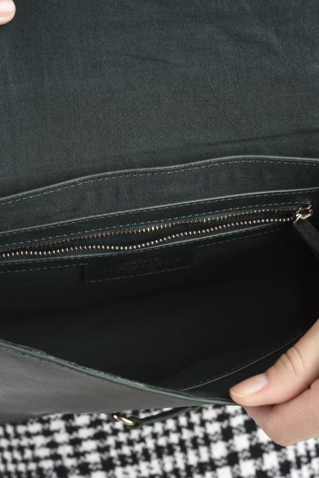 Handtaschen Petite mendigote Walace schwarz ansicht von hinten