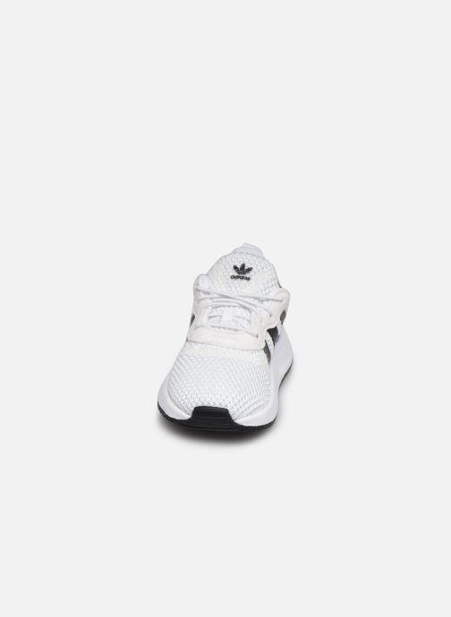 Deportivas adidas originals X_Plr S El I Blanco vista del modelo