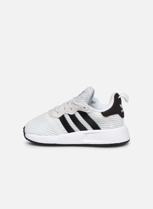 Sneakers adidas originals X_Plr S El I Bianco immagine frontale