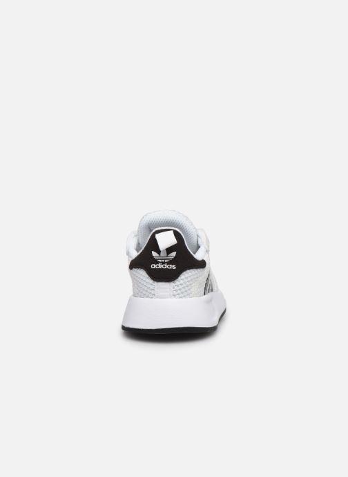 Sneakers adidas originals X_Plr S El I Bianco immagine destra