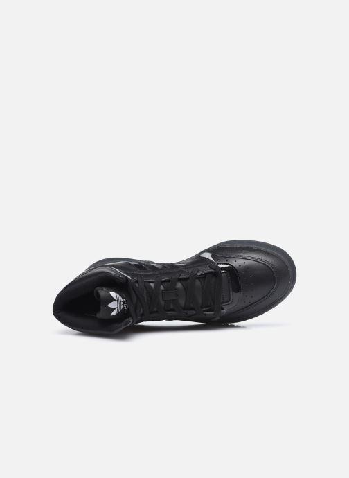Sneaker adidas originals Drop Step schwarz ansicht von links