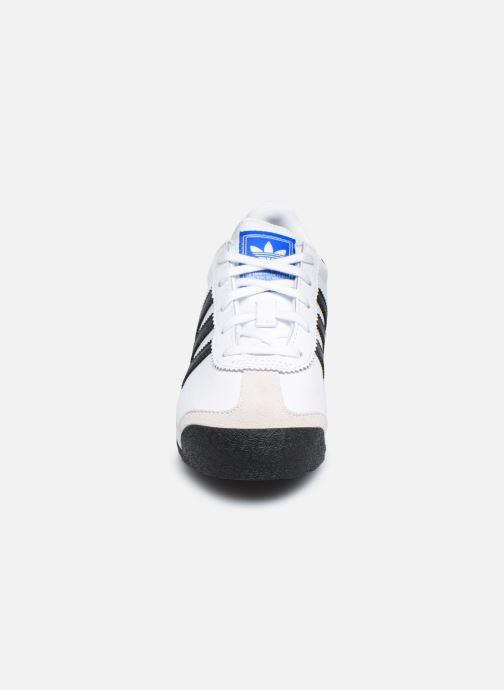 Sneaker adidas originals Samoa C weiß schuhe getragen