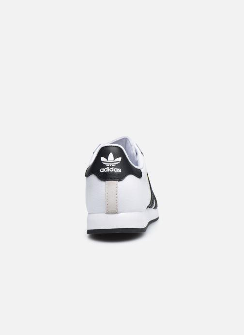 Sneaker adidas originals Samoa C weiß ansicht von rechts