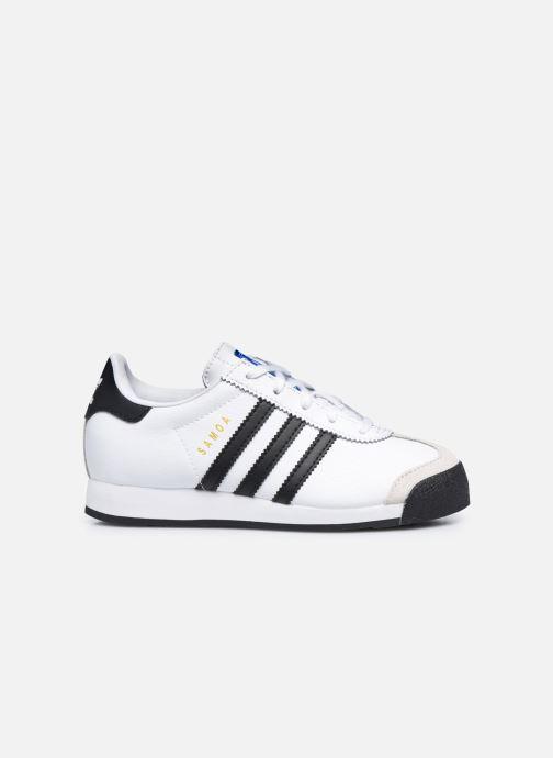 Sneaker adidas originals Samoa C weiß ansicht von hinten