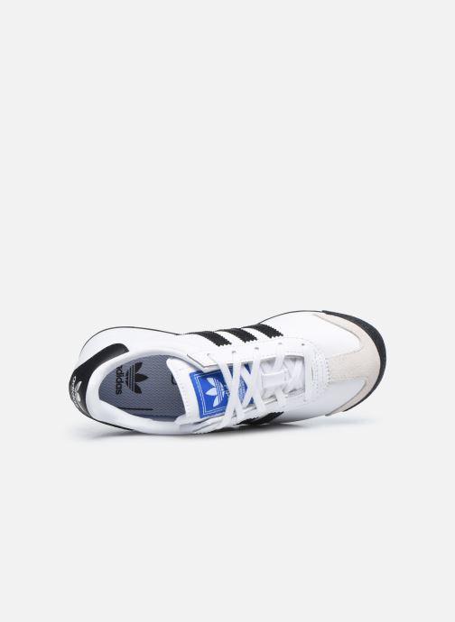 Sneaker adidas originals Samoa C weiß ansicht von links