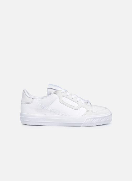 Sneakers adidas originals Continental Vulc C Bianco immagine posteriore