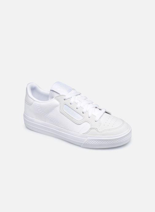 Sneakers adidas originals Continental Vulc C Bianco vedi dettaglio/paio