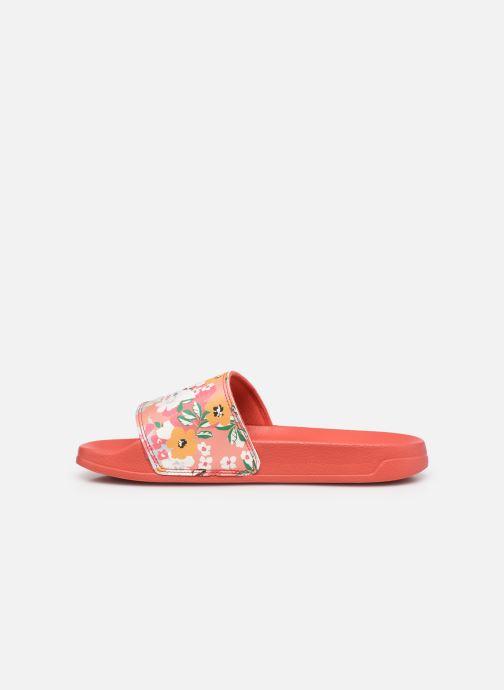 Sandalen adidas originals Adilette Lite J rosa ansicht von vorne