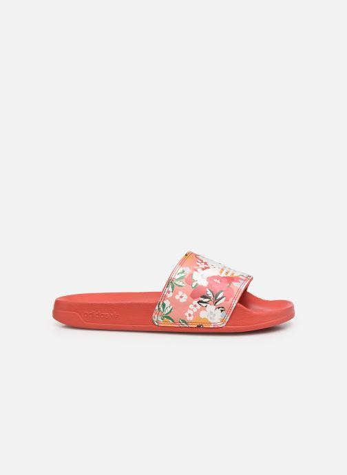 Sandalen adidas originals Adilette Lite J rosa ansicht von hinten