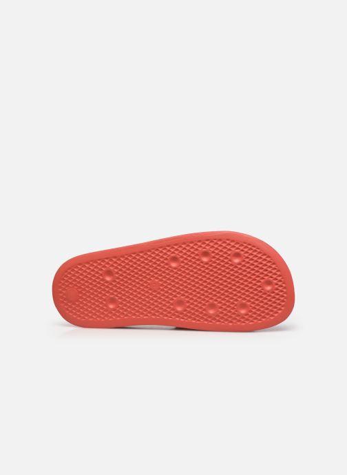 Sandalen adidas originals Adilette Lite J rosa ansicht von oben