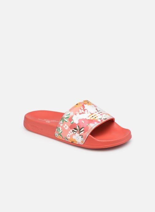 Sandalen adidas originals Adilette Lite J rosa detaillierte ansicht/modell