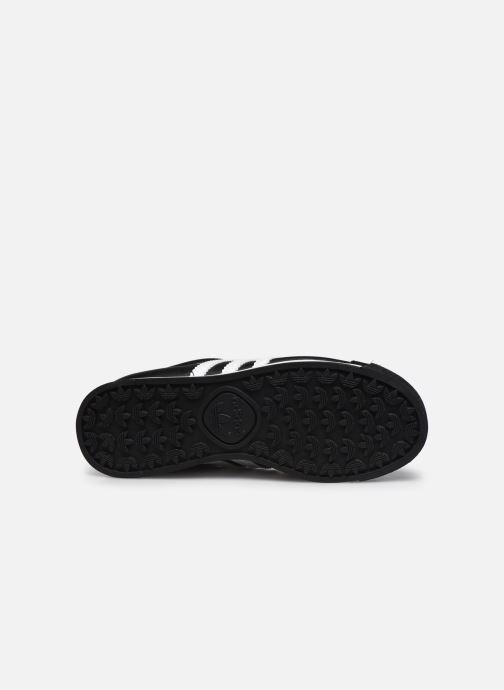 Sneakers adidas originals Samoa J Zwart boven