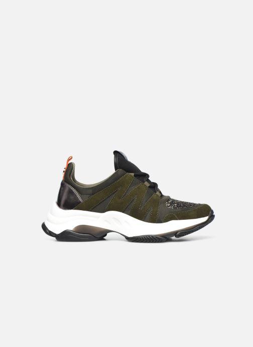 Sneaker Steve Madden MAXIMUS grün ansicht von hinten