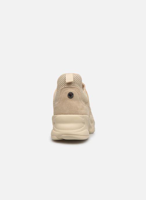 Sneaker Steve Madden MOVEMENT beige ansicht von rechts
