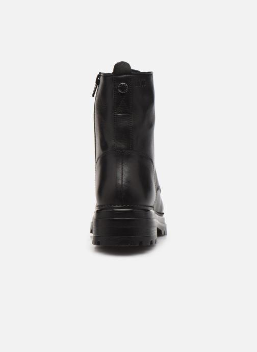 Bottines et boots Steve Madden NUVO LEATHER Noir vue droite