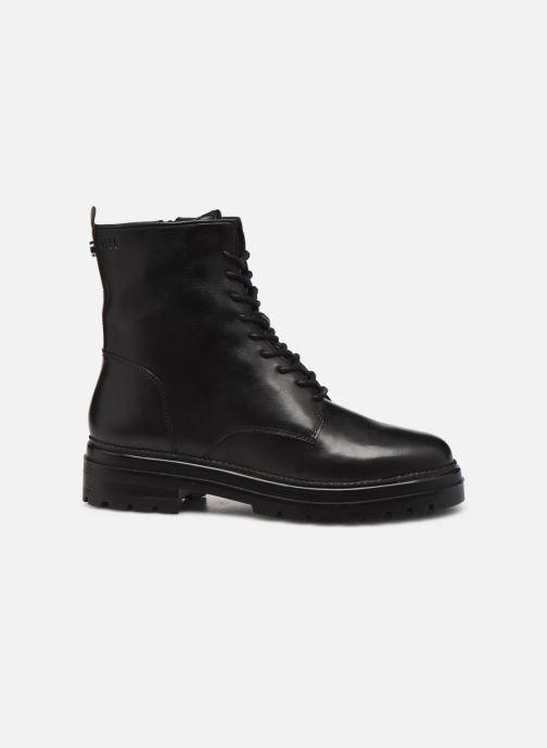 Bottines et boots Steve Madden NUVO LEATHER Noir vue derrière