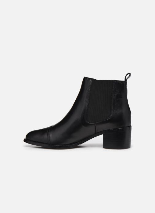 Bottines et boots Bianco 26-50096 Noir vue face