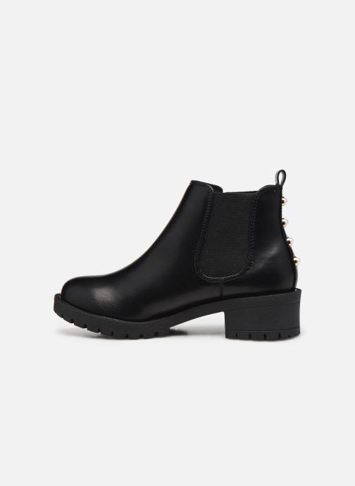 Bottines et boots Bianco 26-50606 Noir vue face