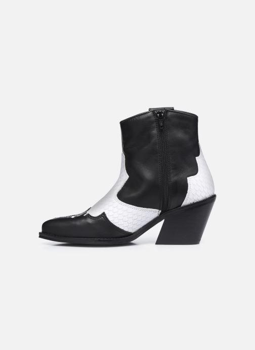 Bottines et boots Bianco 26-50416 Noir vue face
