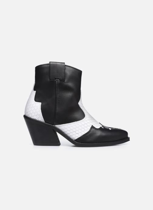 Bottines et boots Bianco 26-50416 Noir vue derrière
