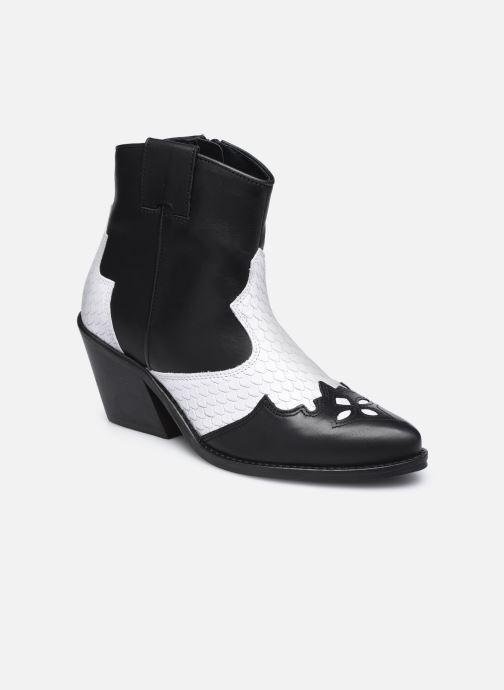 Bottines et boots Bianco 26-50416 Noir vue détail/paire