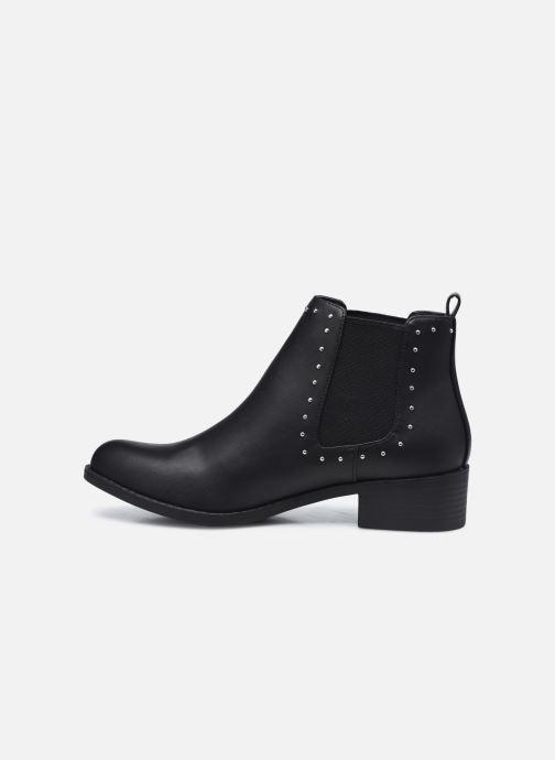 Bottines et boots Bianco 26-50588 Noir vue face