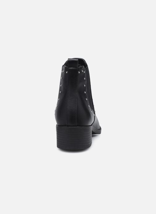Bottines et boots Bianco 26-50588 Noir vue droite