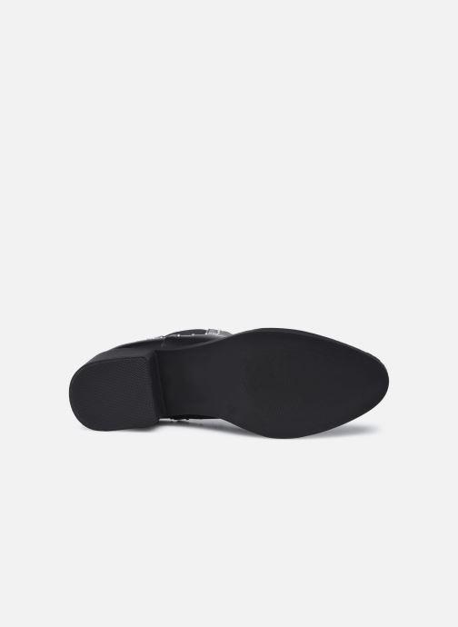 Bottines et boots Bianco 26-50588 Noir vue haut